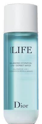 Dior Hydra Life Balancing hydration • 2 in 1 sorbet water