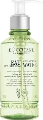 L'Occitane Infusions Cleansing Micellar Water 200 ml