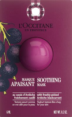 L'Occitane Infusions Soothing Mask 6 ml