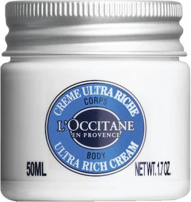 L'Occitane Karite-Shea Butter Ultra Rich Body Cream 50 ml