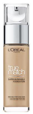 L'Oréal Paris True Match Foundation N° 3 Beige Crème 30 ml