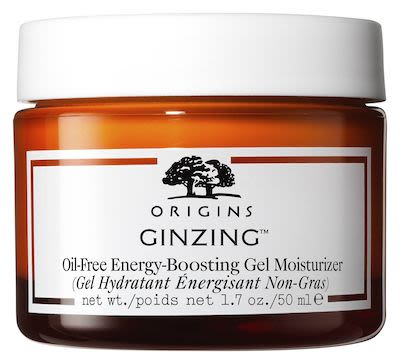 Origins Ginzing Energy-Boosting Gel Moisturizer With Ginseng and Coffee 50 ml
