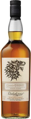 Game of thrones - Dalwhinnie Winter's Frost Stark 70 cl. - Alc. 43% Vol. Speyside.