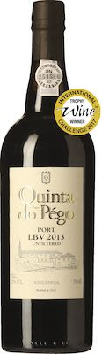 2014 Quinta do Pego LBV Port 75 cl. - Alc. 20% Vol.