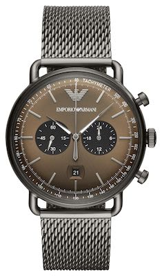 Emporio Armani Gents Aviator Watch