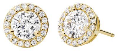 Michael Kors Ladies' Stud Earrings