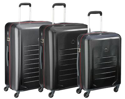 Delsey Toliara 3 Piece Luggage Set