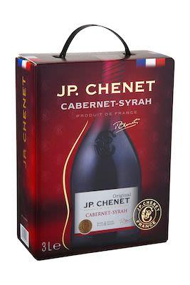JP. Chenet Cabernet Syrah Red BIB 300 cl. - Alc. 13% Vol.