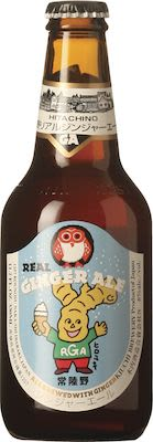 Hitachino Nest Ginger Ale 24x33 cl btl - Alc. 8% Vol.