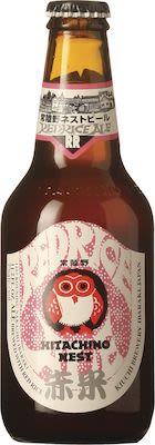 Hitachino Nest Red Rice Ale 24x33 cl btl - Alc. 7% Vol.