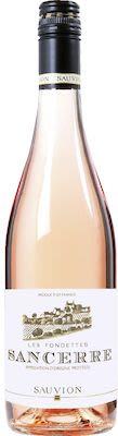 Sauvion Les Fondettes, AOP Sancerre Rosé 75 cl. - Alc. 13% Vol.