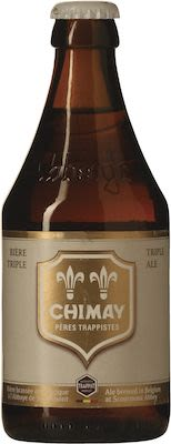 Chimay Triple 12x33 cl. btls. - Alc. 8% Vol.