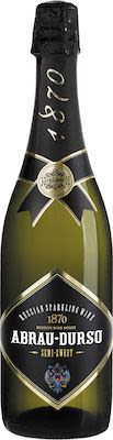 Abrau-Durso Russian Sparkling Wine Semi Sweet. 75 cl. - Alc. 11.5% Vol.