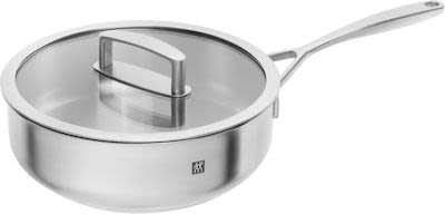 Zwilling Vitality Saute pan with lid 24 cm.