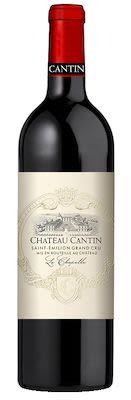 2017 Château Cantin La Chapelle Saint Emilion Grand Cru 75 cl. - Alc. 14,5% Vol.