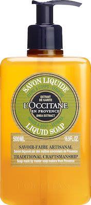 L'Occitane Karite-Shea Butter Verbena Liquid Soap 500 ml