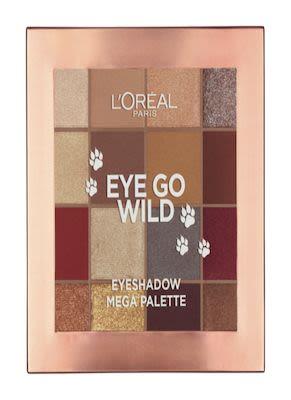L'Oréal Paris Make Me Caramelt Paradise 16 Shade Eyeshadow Palette