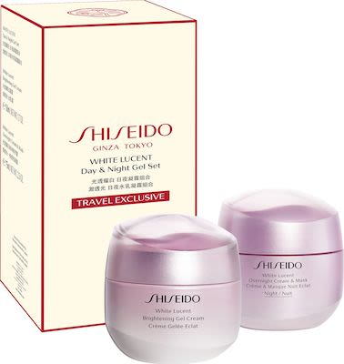 Shiseido White Lucent Day und Night Set