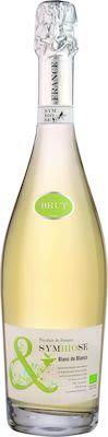 Symbiose, Sparkling Wine Brut - ORGANIC 75 cl. - Alc. 11% Vol.