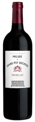 2015 Prelude A Grand Puy Ducasse Pauillac 75 cl. - Alc. 13% Vol.