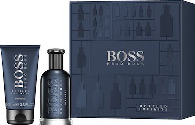 Boss Bottled Infinite Set