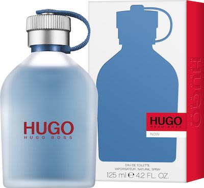 Boss Hugo Now EdT 125 ml