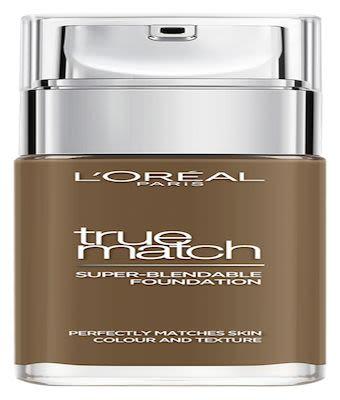 L'Oréal Paris True Match Foundation N° 10 Doré Foncé 30 ml