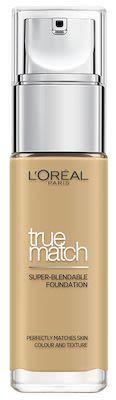L'Oréal Paris True Match Foundation N° 4 Naturel Doré 30 ml