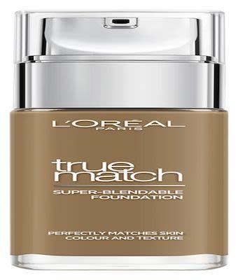 L'Oréal Paris True Match Foundation N° 8,5 Caramel 30 ml