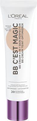L'Oréal Paris Woke Up Like This BB cream Antioxydative 24h Hydration N° 03 Medium Light 30 ml