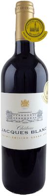 2016 Château Jacques Blanc Saint Emilion Grand Cru 75 cl. - Alc. 14,5% Vol.
