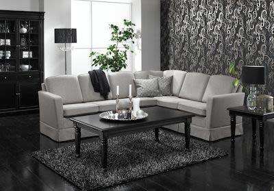Angelica corner sofa