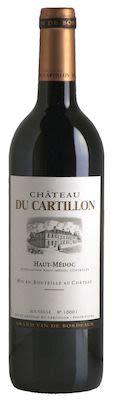 2015 Château du Cartillon Haut Medoc Cru Bourgeois 75 cl. - Alc. 13,5% Vol.