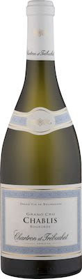 Chartron & Trébuchet AOP Chablis Grand Cru Bougros 75 cl. - Alc 13% Vol.