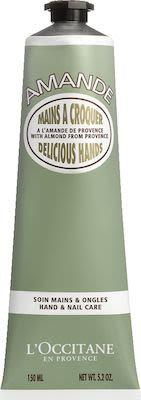 L'Occitane Almond Delicious Hands Cream 150 ml