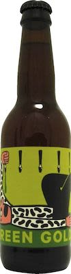 Mikkeller Green Gold IPA 24x33 cl. blts.- Alc. 7%Vol.