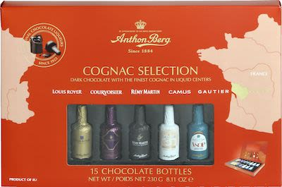 Anthon Berg Chocolate Cognac Selection 230g