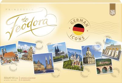 Feodora German Icons 300g