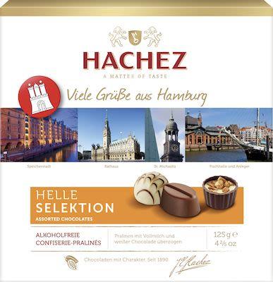 Hachez Chez Hamburg 125g