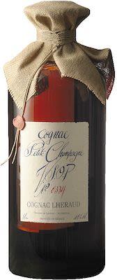 Lhéraud Cognac V.S.O.P. Petite Champagne 5 Liter