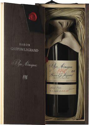 Baron Gaston Armagnac 1990 5 Liter