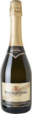 Bagrationi Classic Brut 75 cl - Alc. 12% Vol.
