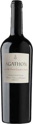 Tsantali Agathon Limnio-Cab.Sauv. vdp organic 75 cl - Alc. 13,5% Vol.