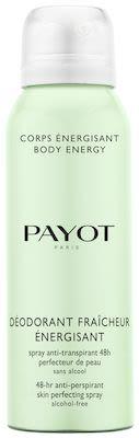 Payot Body Energy Déodorant Fraîcheur Énergisant 125 ml