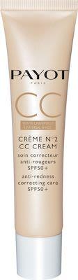 Payot Crème N° 2 CC Cream 40 ml