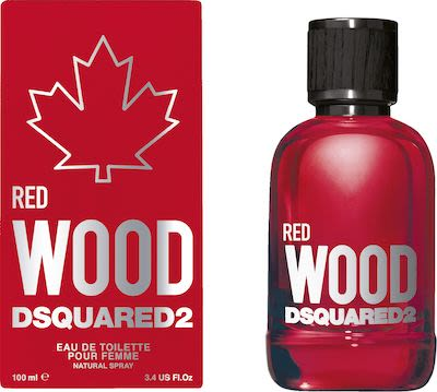 Dsquared2 Red Wood EdT 100 ml