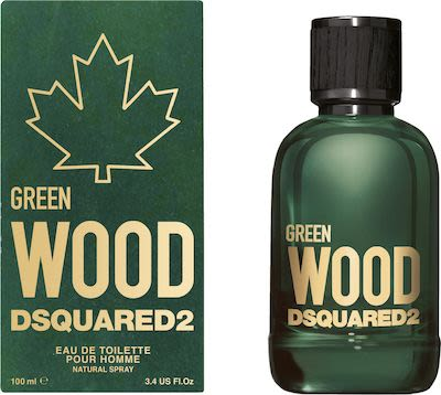 Dsquared2 Green Wood EdT 100 ml