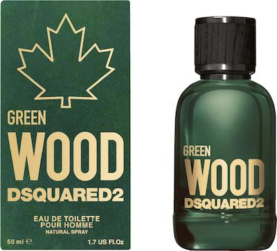 Dsquared2 Green Wood EdT 50 ml