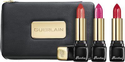 Guerlain Kisskiss Lipstick Set