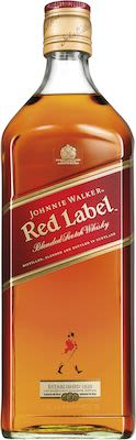 Johnnie Walker Red 300 cl. - Alc. 40% Vol.